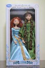 DISNEY BRAVE LIMITED EDITION MERIDA AND QUEEN ELINOR DOLL