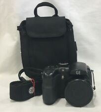 GE Power Pro Series X5 14.1MP Digital Camera - Black, SD card and Case