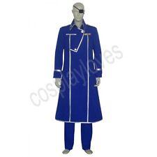 King Bradley Cosplay Costume from FullMetal Alchemist Custom Made
