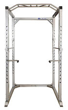 Power Rack Heavy Duty 60 mm Cage A Squat machine Deadlift Pull Up Bar Dips Home Gym