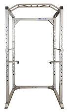 Heavy Duty Power Rack Squat Cage Machine Semi-Commercial Home Garage Gym Kit
