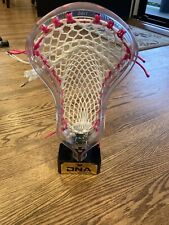 NEW ECD Lacrosse DNA Diamond Clear Head Limited Edition