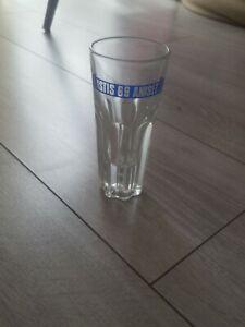 "Rare verre "" PASTIS 69 ANISETTE "" no 51 no RICARD vintage"
