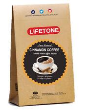 Cinnamon coffee Ceylon cinnamon blend with coffee beans Delicious energy coffee