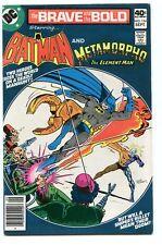 Brave and the Bold 154 Fine+ Batman Dc comics Cbx18B *