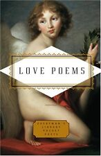 Love Poems (Everymans Library Pocket Poets Series) by Sheila Kohler, Peter Wash