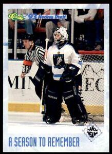 1993 Classic #149 Manon Rheaume NM-MT *8