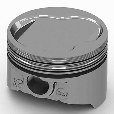 Toyota 22R 22RE Performance piston set Keith Black 9.7 with Rings Hypereutectic