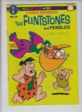 FLINSTONES and PEBBLES #9  Hanna-Barbera (Murray) 1978 Australian - Full Colour