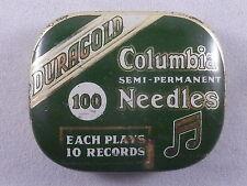 Grammophon Nadeln, COLUMBIA Duragold, Semi-Permanent-Needles