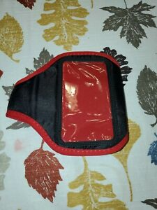Red Armband For Phone/ipod - Large Band
