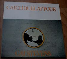 Cat Stevens - Bull at Four - Fine - LP