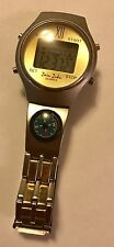 LCD WATCH VINTAGE NEW BATTERY