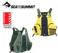 Sea to Summit Kayak Fishing PFD, Life Jacket Canoe Angler Vest  Sit on Top