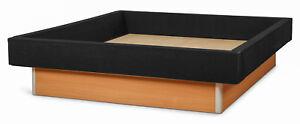 Schaumrahmen Schaumkeil 4-teilig für Softside Wasserbett mit Corofin
