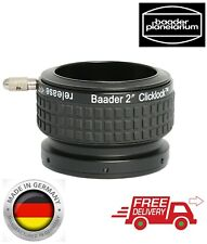 Baader 2 Inch Clicklock Adapter For Large 3.25 Inch SCT Thread (UK Stock)