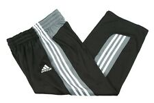 Vintage ADIDAS Basketball 3/4 Tracksuit Bottoms | Medium | Retro Trackies Shorts