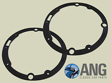 MG MAGNETTE ZA, ZB HEADLAMP TO BODY RUBBER SEALS x 2 (3H1031)