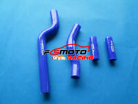 Silicone Radiator Hose for Yamaha YZ250 YZ 250 2 stroke 2002-2012 03 04 05 Blue