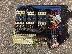 Lectra Vector 2500 CUTTING SYSTEM - CONTACTORS - Telemecanique