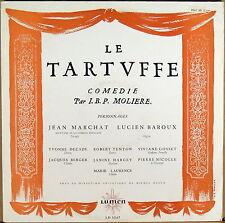 "RARE LUMEN FRANCE Moliere ""Le Tartuffe"" ""Les Femmes Savantes"" DULUD LD-3247 NM-"