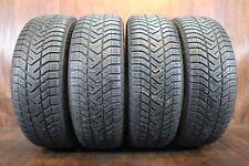 4x Winterreifen Pirelli Snow Control Winter 210 195/55 R16 87H DOT0115 +5mm RFT*