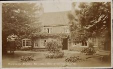 Hoveringham near Lowdham & Bingham. Riverlyn House School.