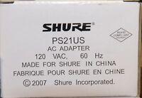 Shure PS21US AC Adaptor