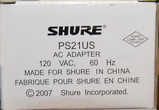 Shure PS21US AC Adaptor