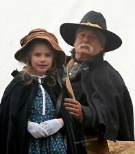 Children`s Civil War, Old West, Reenactor, Victorian Girl`s Antique, Vintage Hat