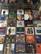 Große Rock Prog Pop Hardrock CD Sammlung / 114 CDs