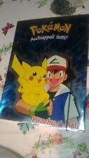 Cartellina Porta documenti Pokémon