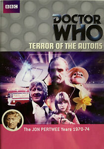 The Doctor Who - Terror Of The Autons