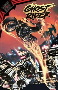 King In Black Ghost Rider #1 You Pick Issues From Main & Variant Covers Marvel