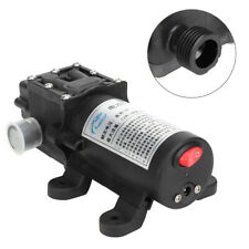 Water Pump Diaphragm Pump 12V 40W Electric Diaphragm Oil Water Pump 12L/min