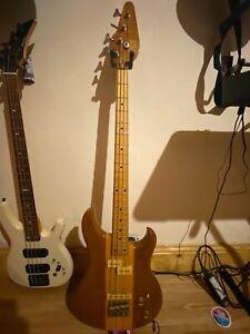 1980's Vox Custom Bass through neck Matsamuko