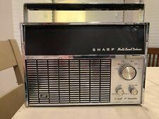 Sharp FV-1700 Shortwave/AM/FM Radio - 6 Bands - VINTAGE