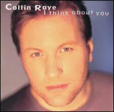 I Think About You - Collin Raye (1995, CD NUOVO)