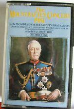 mountbatten concert  1981 music tape cassette