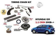 Per Hyundai I20 1.1 Crdi 75BHP 2008> Nuovo Catena Distribuzione Kit Completo Con