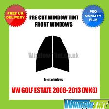 VW GOLF ESTATE 2008-2013 (MK6) FRONT PRE CUT WINDOW TINT