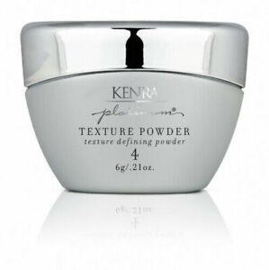 Kenra Platinum Texture Defining Powder .21 oz 6g