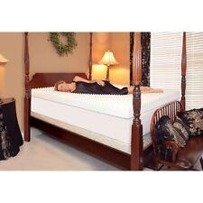Mattress Topper Full Size Memory Foam 4in Bedroom Night Slumber Comfort NEW