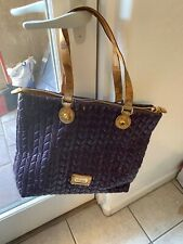 Alviero Martini Purple Handbag