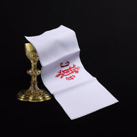 Christian Catholic IHS Embroidery Altar Cover Church Mass Altar Cover Case