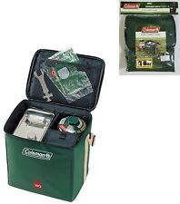 Coleman Fuel Carry Case Camping Lantern Burner Accessory Outdoor Picnic Yard