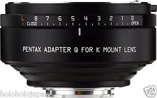 Genuine PENTAX Mount adapter Q for Pentax K mount lens -> Q mount  from Japan