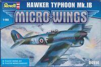 Revell Micro Wings 1/144 Hawker Typhoon Mk IB Model Kit