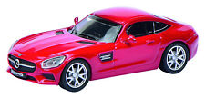 Schuco Edition 1:87 4526204000 MERCEDES BENZ AMG GT S ROUGE HO NEUF