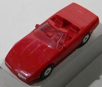 1987 Chevy Corvette Convertible Promo AMT ERTL 6274EO